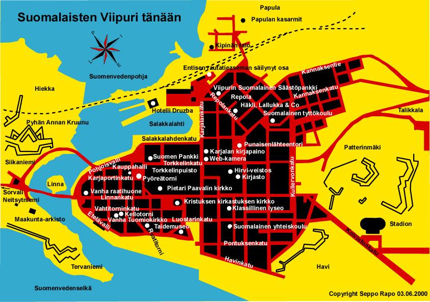 Index Of Pitajat Viipuri